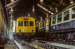 Stabled with the GG's (jbg06003) Tags: class101 class126 dmu brblue spte ggpte depot