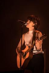 Et en plus elle joue de la guitare ...Explored 2017-06-19 (amateur72) Tags: jenniferayache fujifilm gravenchon superbus concert fetedelamusique rock xt1