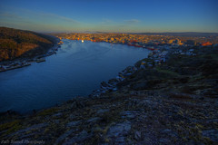 St Johns Morning Light HDR (Zach Bonnell) Tags: stjohns newfoundland canada canoneos60d morning signalhill sigma1020f456 hdr