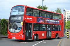 Metroline VW1765 LK59CXC (Will Swain) Tags: seen harrow bus station 29th april 2017 greater london capital city south east buses transport travel uk britain vehicle vehicles county country england english metroline vw1765 lk59cxc former first 37786