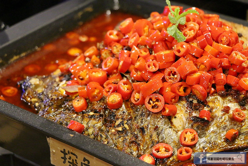 中國大陸人氣烤魚登台探魚台中公益店142