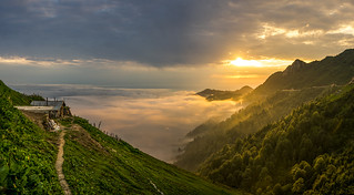 BoÄŸaz Yayla Panorama