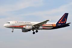OO-SND   BCN (airlines470) Tags: msn 1838 a320214 brussels airlines bcn airport ex ltu and air berlin as daltj oosnd