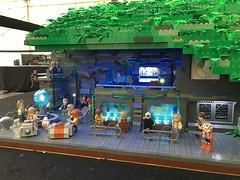 IdS@LLD Star Wars Tage 2017_126 (Bricknator) Tags: imperium der steine angus mcinnes lego star wars rogue one tatooine landingcraft sentinel shuttle ids legoland tage