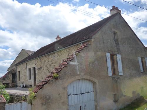 Sur la Recluse, Flavigny-sur-Ozerain
