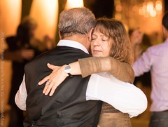 Françoise and ?, Brussels, Milonga del Rio de la Plata, April 2017