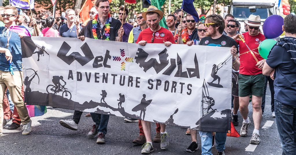 LGBTQ+ PRIDE PARADE 2017 [ON THE WAY FROM STEPHENS GREEN TO SMITHFIELD]-130004