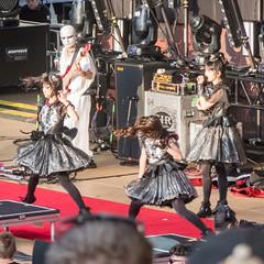 BABYMETAL at Shoreline Amphitheatre #15 (satoshikom) Tags: panasonicdmczs100 babymetal shorelineamphitheatre heavymetal concert yuimetal moametal sumetal