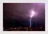 Strom - Fulmini (Sergio Aletta) Tags: storm fulmine 5dmarkiii 24105usmis temporale pioggia lampo napoli nuvole flash obarone sergioaletta