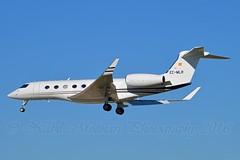 TAG Aviation España EC-MLR Gulfstream VI G650 cn/6184 @ LEBL / BCN 08-11-2016 (Nabil Molinari Photography) Tags: tag aviation españa ecmlr gulfstream vi g650 cn6184 lebl bcn 08112016