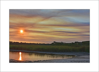 Sunset at Pontre Vedra