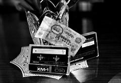 96090013 (sabpost) Tags: retro vintage scan film bw ussr ссср пленка сканирование скан негатив россия ретро old rare scans russia russian found photo siberia сибирь soviet still life cassette money кассета деньги