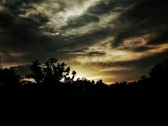 Sunset (Ifti Akhand) Tags: sunset clouds sunlight darker darkness landscape beautiful beaty