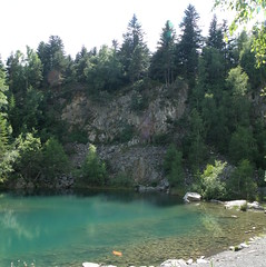 le lac bleu est vert aujourd'hui (sabine-43) Tags: champclause lacbleu
