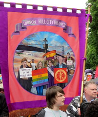 Support from Hull Unison (Andy Worthington) Tags: london whitehall londonsw1 sw1 westminster boroughofwestminster protest politics politicalprotest andyworthington streetphotography placards theresamay peoplesassembly notonedaymore austerity unison unions tradeunions tradeunionbanners hull