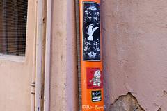 Roma. Trastevere. Sticker art by 5toker, Merioone, Idrolabunit (R come Rit@) Tags: italia italy roma rome ritarestifo photography streetphotography urbanexploration exploration urbex streetart arte art arteurbana streetartphotography urbanart urban wall walls wallart graffiti graff graffitiart muro muri artwork streetartroma streetartrome romestreetart romastreetart graffitiroma graffitirome romegraffiti romeurbanart urbanartroma streetartitaly italystreetart contemporaryart artecontemporanea artedistrada underground 5toker merioone idrolabunit trastevere rionetrastevere sticker stickers stickerart stickerbomb stickervandal slapart label labels adesivi slaps signscommunication roadsign segnalistradali signposts trafficsignals