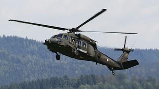 Austrian Sikorsky S-70A-42