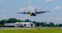 DSC_5162 (tspottr723) Tags: airport intl stewart 2017 ny cargo aviation airshow fatalbert blueangels hercules c130