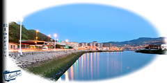 Elorrieta (Manuel Boado) Tags: manuelboado equirectangular luz agua cielo nikond700 farolas bilbao