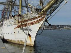 Sorlandet (saintmalojmgphotos) Tags: port saintmalo sorlandet norvège bateau voilier navireécole 35400 illeetvilaine