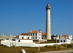 Farol da Boa Nova (vmribeiro.net) Tags: geo:lat=4120210006 geo:lon=871326864 geotagged matosinhos portugal prt ródão porto farol boa nova lighthouse sony a350