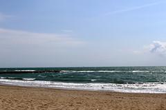 Marina di Massa (♠Alice♠) Tags: mare sea shore beauty trave trip landscape paesaggio tuscany beautifulplaces colors colorful blue sand canon canonreflex italy