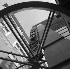 wlm (pavel photography) Tags: constructivism architecture bwfilm blackandwhitefilm mediumformatfilm mediumformat 6x6film hasselblad hasselblad500cm planar80t ilford columbus film