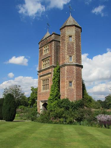 Sissinghurst: Sissinghurst Gardens (Kent)