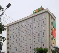 Hotel Pop Diponegoro (Everyone Sinks Starco (using album)) Tags: surabaya gedung architecture arsitektur eastjava jawatimur building hotel