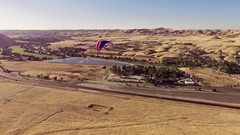 Paragliding, Ant Hill, Hart Park, Bakersfield, CA (- Adam Reeder -) Tags: adam reeder adamreeder coconutbarometer kk6gpv awesome cool photo photography personal travel airplane sky aviation plane aerospace flying aircraft lift air fly wwwkk6gpvnet areed145 aircraftcarrier y2017 m06 d30 jpg paragliding ant hill hart park bakersfield ca lakeside shoppingcart seashore screen snowplow freightcar parkbench streetcar geyser kite
