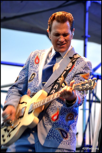 Chris Isaak – Waterfront Blues Festival – Portland, OR – 06/30/17