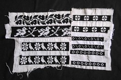 Embroidery Sampler Zoque Mexico Chiapas (Teyacapan) Tags: embroidery sampler mexico chiapas zoque sewing textiles copainala birds
