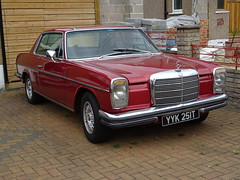 1972 Mercedes Benz 250 CE (Neil's classics) Tags: car vehicle 1972 mercedes benz 250ce w114