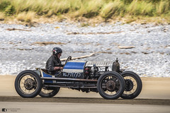 Pendine sands, Hot rod event 2017 (technodean2000) Tags: hot rod pendine sands wales uk nikon d610 baby blue red wheels classic car sea sky outdoor d810