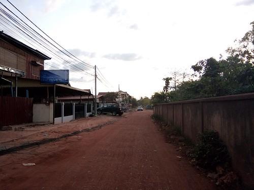 Siem Reap, Street