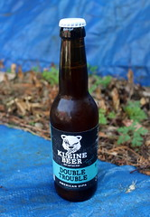 Kleine Beer Double Trouble (Davydutchy) Tags: bier beer birra bière pivo пиво øl sör cerveza olut cervisiam biero μπύρα piwo dutch holland mini micro brewery brouwerij brauerei piwowar sládek cervecero frysk fries frisian fryslân friesland frisia frise kleinebeer bear doubletrouble double trouble lemmer ipa dipa american style netherlands niederlande paysbas july 2017