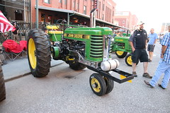 IMG_5708 (Nebraska Farm Bureau) Tags: tractor show car antique classic lincoln haymarket ag night agriculture nebraska farm bureau nefb nfbf lancaster county financial services john deere farmall case ih model