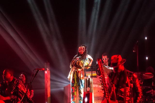 M (Matthieu Chedid) : Lamomali, L'aventure Malienne De M - Salle Pleyel, Paris (2017)