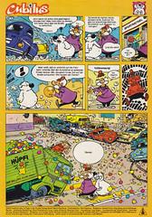 ZACK / 1976 Nr. 16 / Rückseite (micky the pixel) Tags: comics comic heft koralleverlag zack dupa lucdupanloup cupitus hund dog