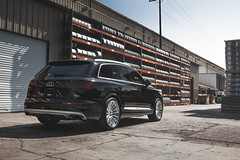 Audi Q7 - Rotiform DUS. (rotiformwheels) Tags: rotiform audi q7 dus european vehicle suv