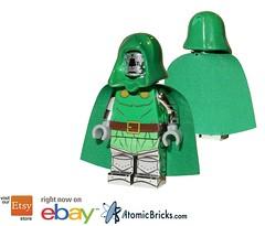 PCC Green Dr Doom Custom Minifigure (Atomic_Bricks_Toys) Tags: lego legocustomminifigure legocreations legominifigure super superhero supervillains customsupervillain minifigure minifigurecustom mini customminifigures dc marvel legomarvel legoheros atomicbricks custom toy figure legodrdoom marveldrdoom legofantastic4 fantastic4 legosupervillains