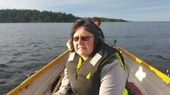 At vänern lake (Random Forum) Tags: vänern lake marianne