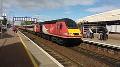 43367 Falkirk Grahamston, Scotland (Paul Emma) Tags: uk scotland falkirkgrahamston falkirk railway railroad dieseltrain train hst 43367