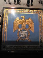 The Musée de l'Armée (Army Museum) - Paris (rylojr1977) Tags: paris war museum history eagle nazi germany symbol flag ww2 swastika