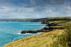 The spectacular and beautiful North Cornish Coast (Geordie_Snapper) Tags: canon5d3 canon2470mm cornwall june overcast portisaacportwen summer
