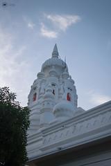 Kadyavarcha Ganpati (Sid da' Cool) Tags: ganpati ganesh ganeshtemple temple sunset kokan