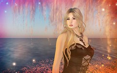 ILU_10 (christophersaxton) Tags: love kiss emotion feelings dreams heart sunset second life secondlife blue heartbeat