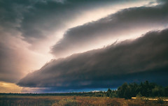 Storm Stack (Bobby Palosaari) Tags: atmosphere clouds front nature sky storm stormfront thunderstorm weather