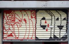 ► Cony - Gues ◄ (Ruepestre) Tags: cony gues art paris parisgraffiti graffiti graffitis graffitifrance graffitiparis graff urbain urbanexploration urban streetart france francegraffiti mur ville wall city rue
