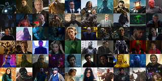 Marvel Monsters- The Villains of the Marvel Cinematic Universe